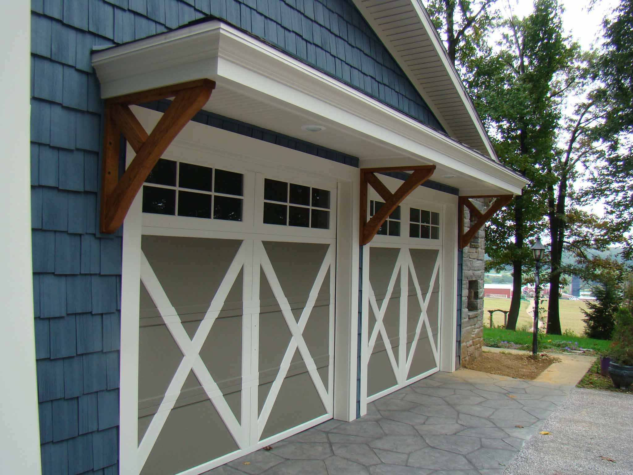 Garage doors on pinterest black garage doors garage doors and