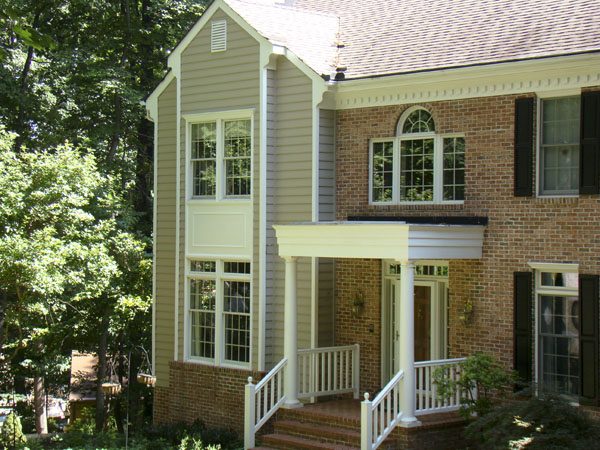 Exterior House Stain Paint Cutting Edge Custom Painting